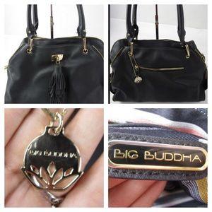 ❤️❤️❤️LOVELY BIG BUDDHA black purse
